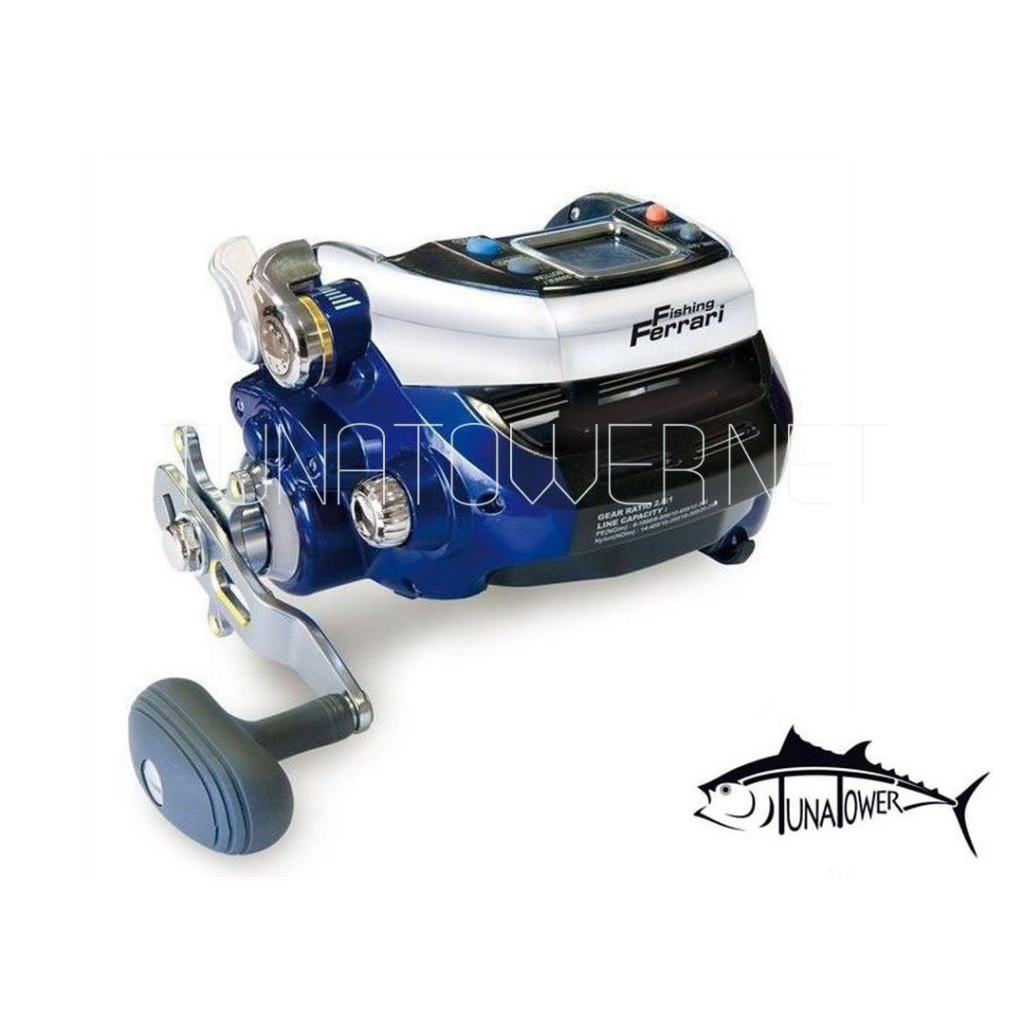 Fishing Ferrari - Kgn 1000 Hi-Speed