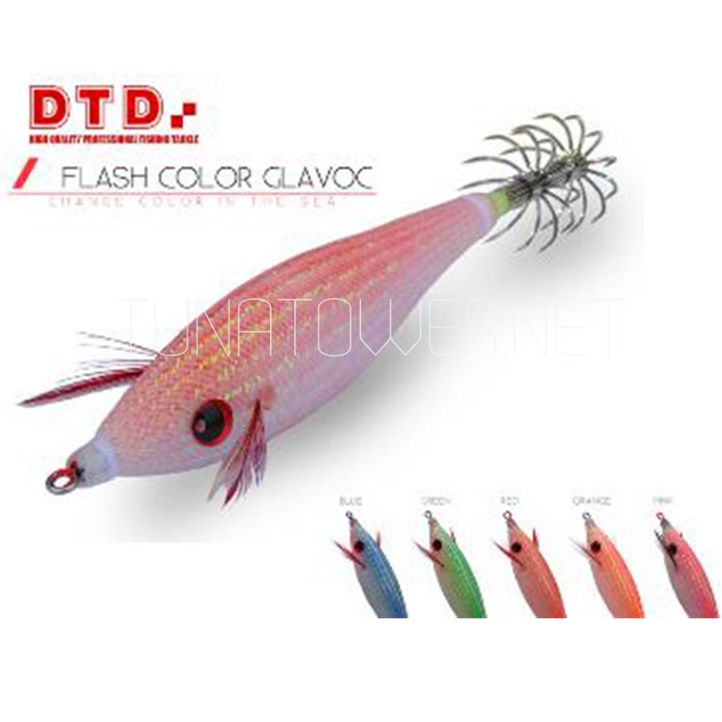 Dtd - Flash Color Glavoc