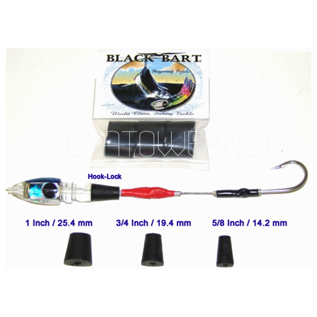Black Bart Lures - Hook Lock Pack