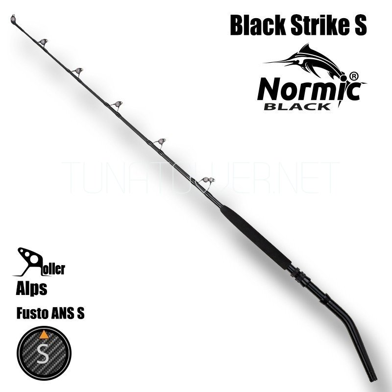 "Normic - Black Strike S ""New"" Lbs 30/50"