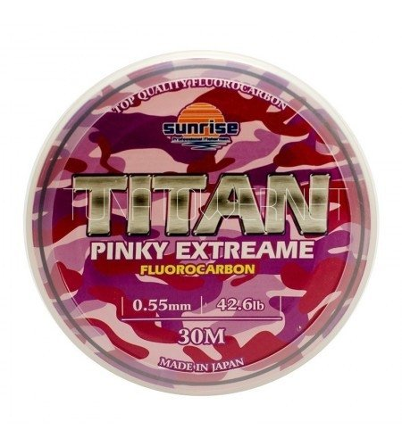 Sunrise - Titan Pinky Extreame mt. 30