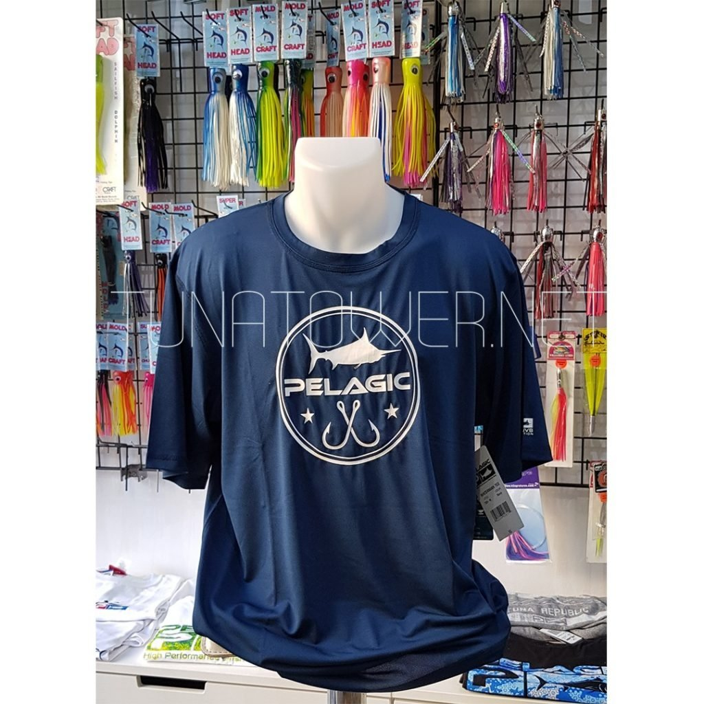 Pelagic - Waterman Tee T-Shirt Xl