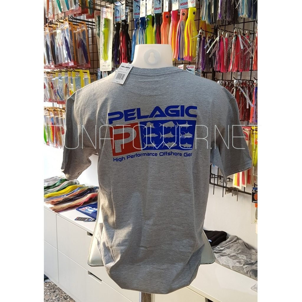 Pelagic - Deluxe Print Tee Usa Fishing T-Shirt