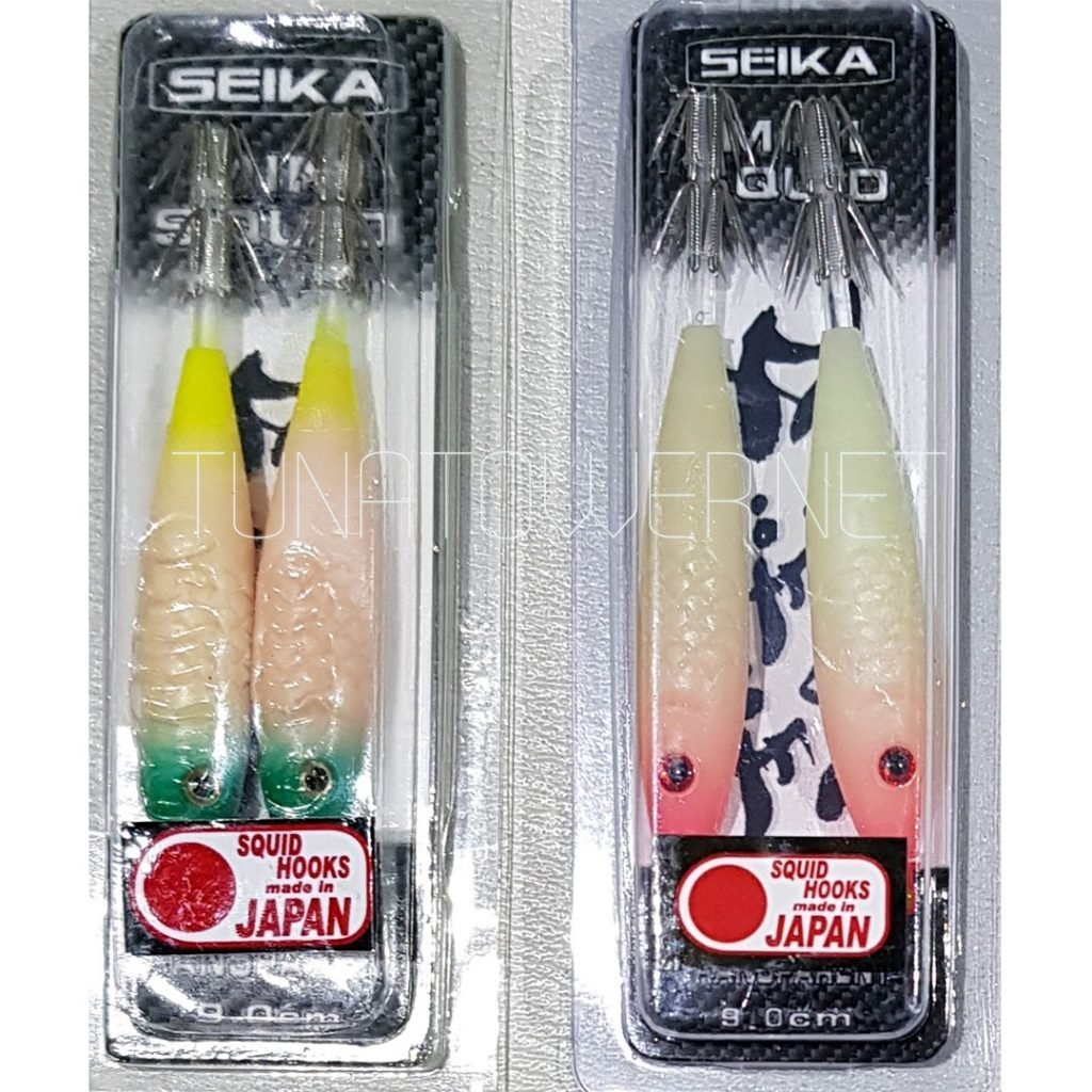 Seika - Mini Squid Soft Trasparent cm. 9