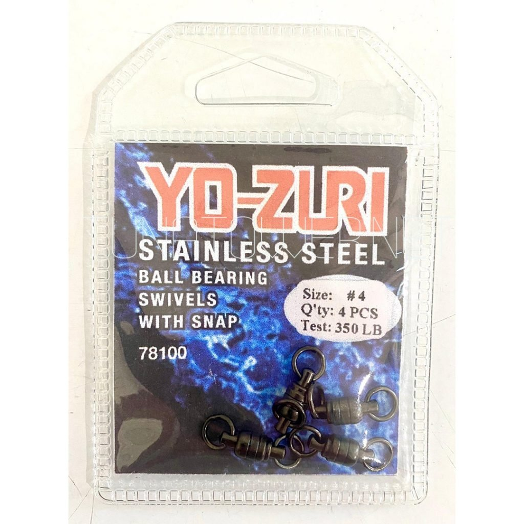 Yo-Zuri - Stainless Steel Ball Bearing Swivels